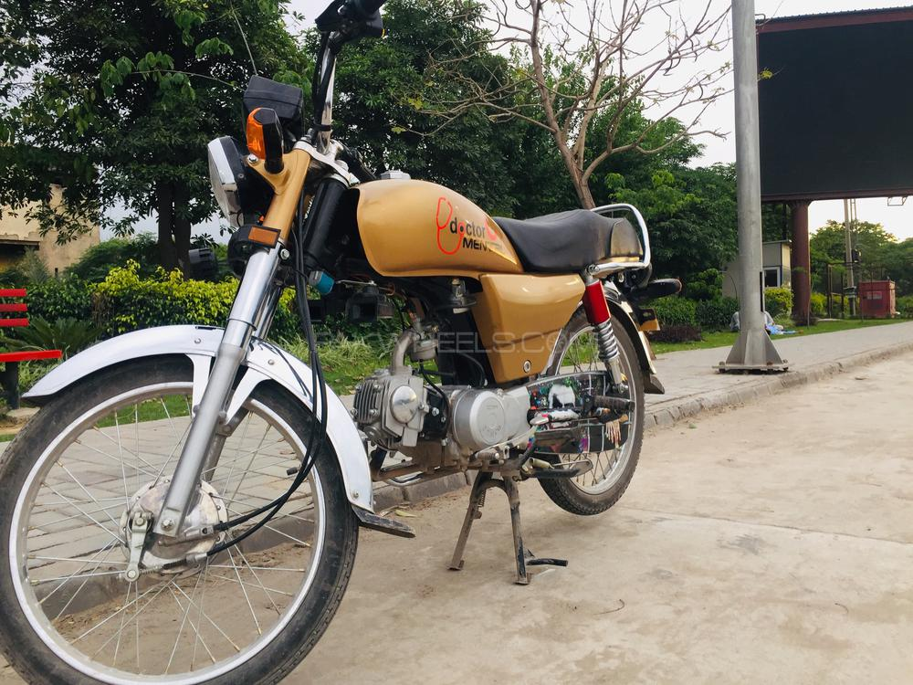 ZXMCO ZX 70 City Rider Euro-II 2020 Image-1