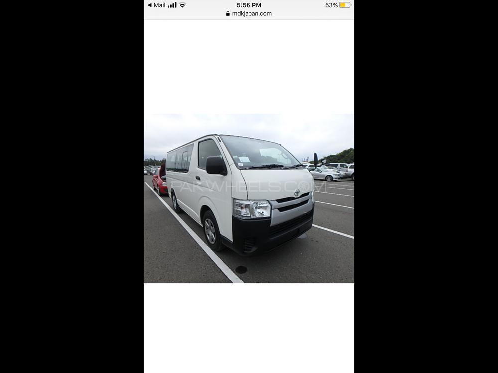Toyota Hiace DX 2015 Image-1