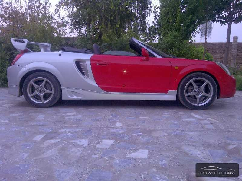 Toyota MR For Sale In Islamabad PakWheels - Sports cars for sale in islamabad