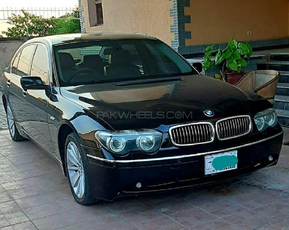 BMW 7 Series 745Li 2003 Image-1