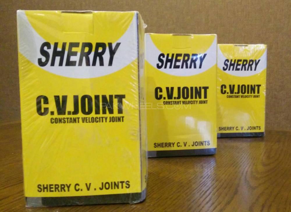 SHERRY C.V. Joints(Goda Kits) Image-1