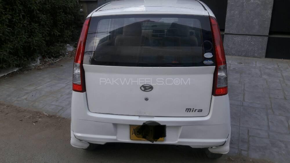 Daihatsu Mira Custom L 2006 Image-1