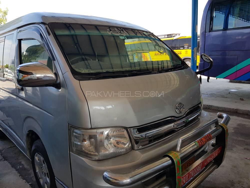 Toyota Hiace DX 2008 Image-1