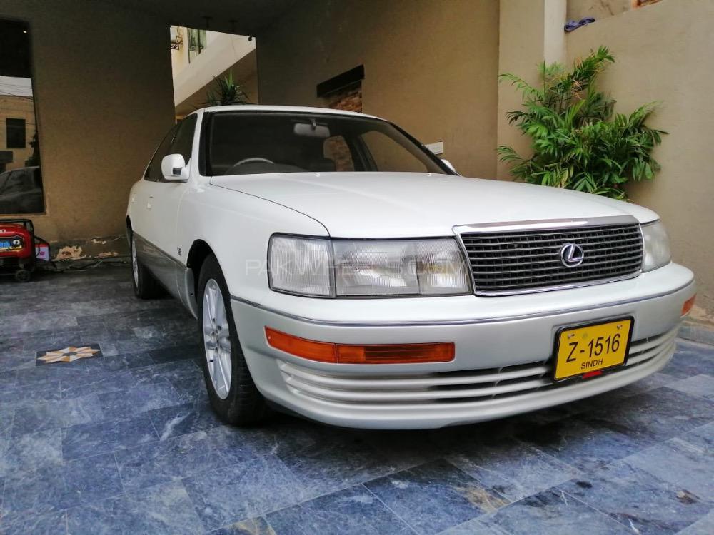 Lexus LS Series - 1992  Image-1