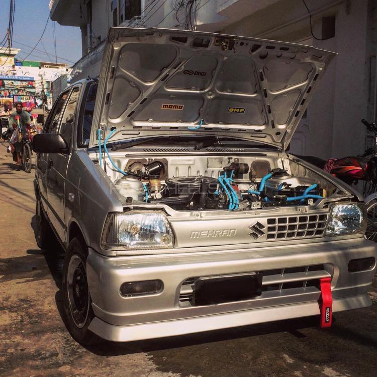 Suzuki Mehran - 1998  Image-1