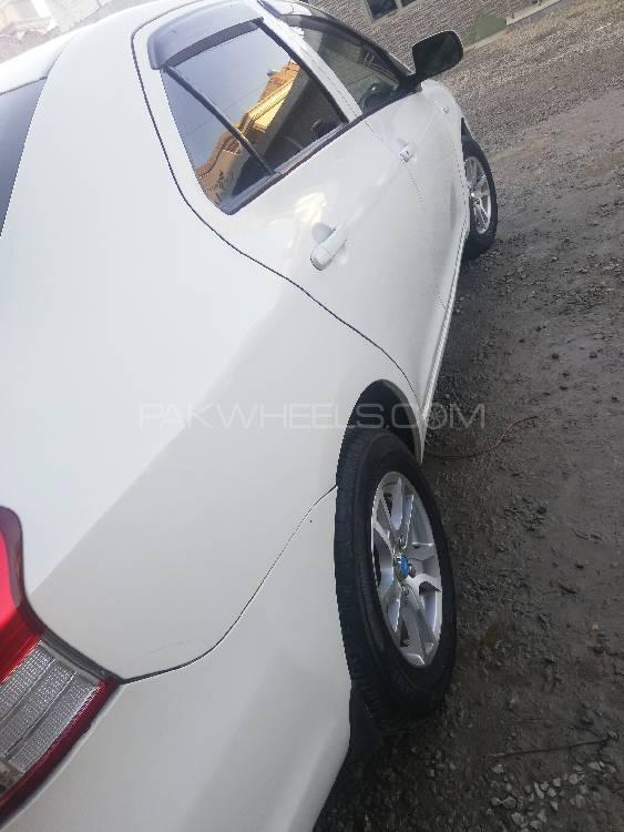 Toyota Belta 2008 Image-1