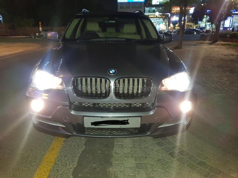 BMW X5 Series xDrive35i 2008 Image-1