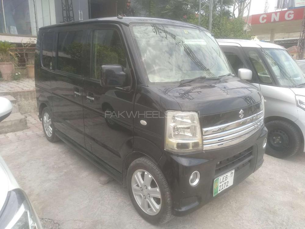 Suzuki Every Wagon JP 2011 Image-1