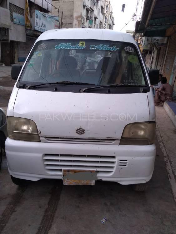 Suzuki Every 2004 Image-1