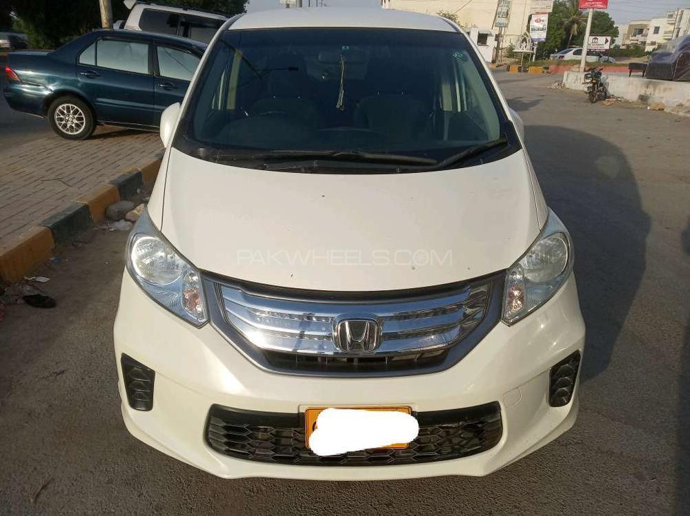 Honda Freed G 2012 Image-1