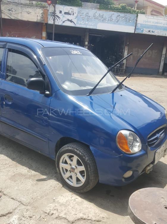Hyundai Santro 2000 Image-1