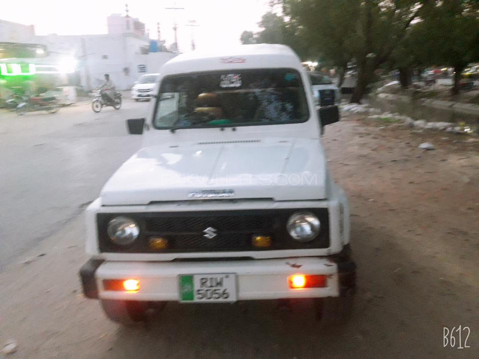 Suzuki Potohar 1997 Image-1