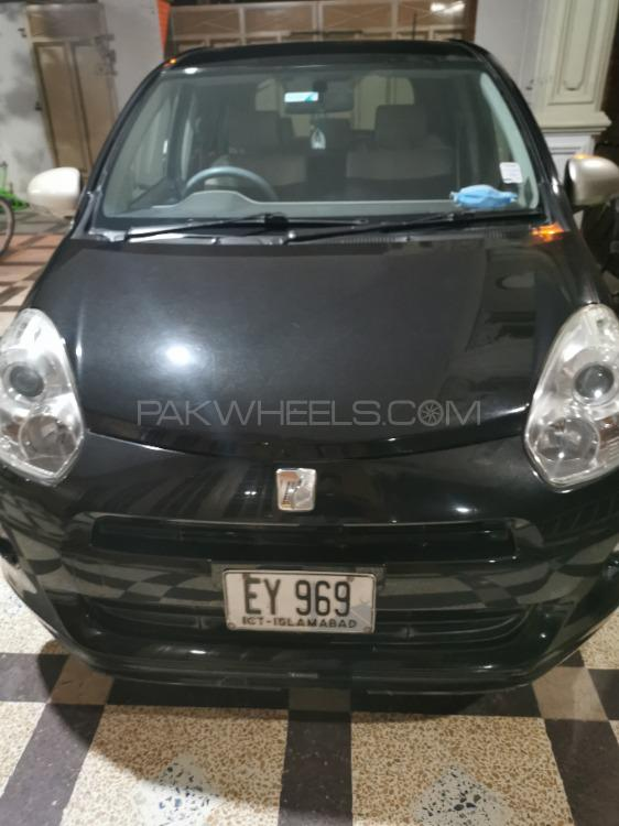 Toyota Passo X V Package 2012 Image-1