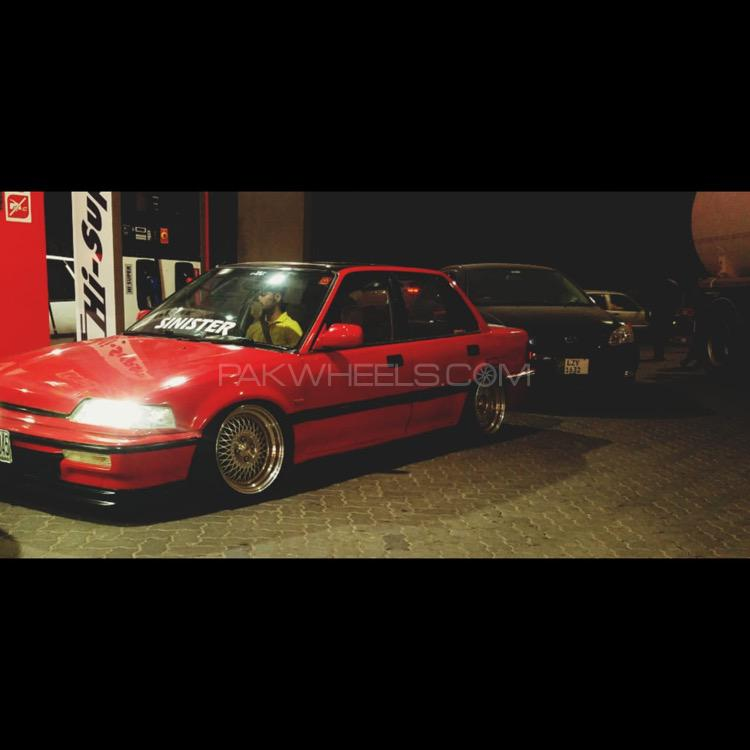 Honda Civic - 1991  Image-1