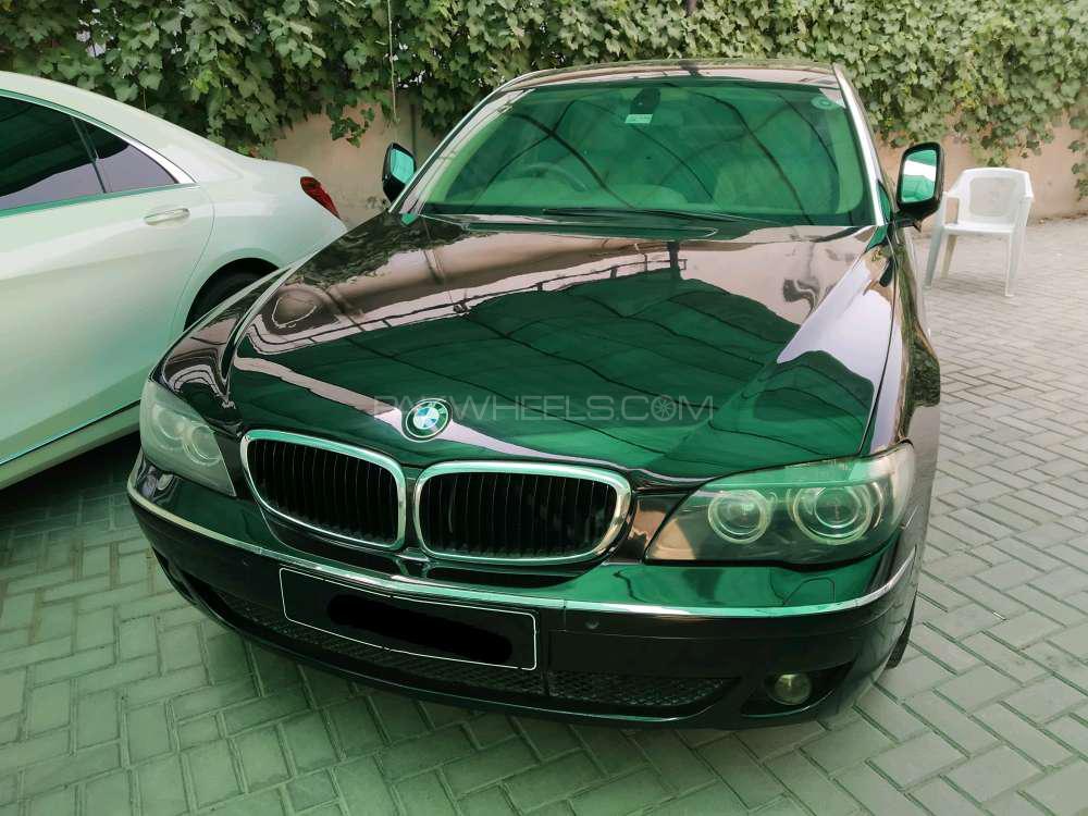 BMW 7 Series 2006 Image-1