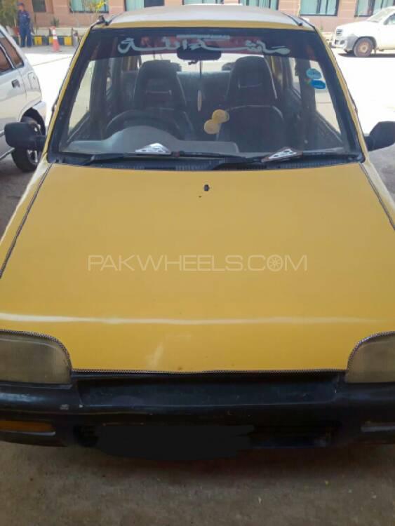 Suzuki Alto E 1993 Image-1