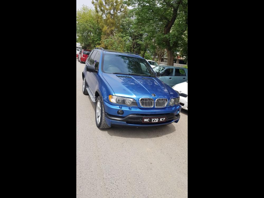 BMW X5 Series 4.4i 2002 Image-1