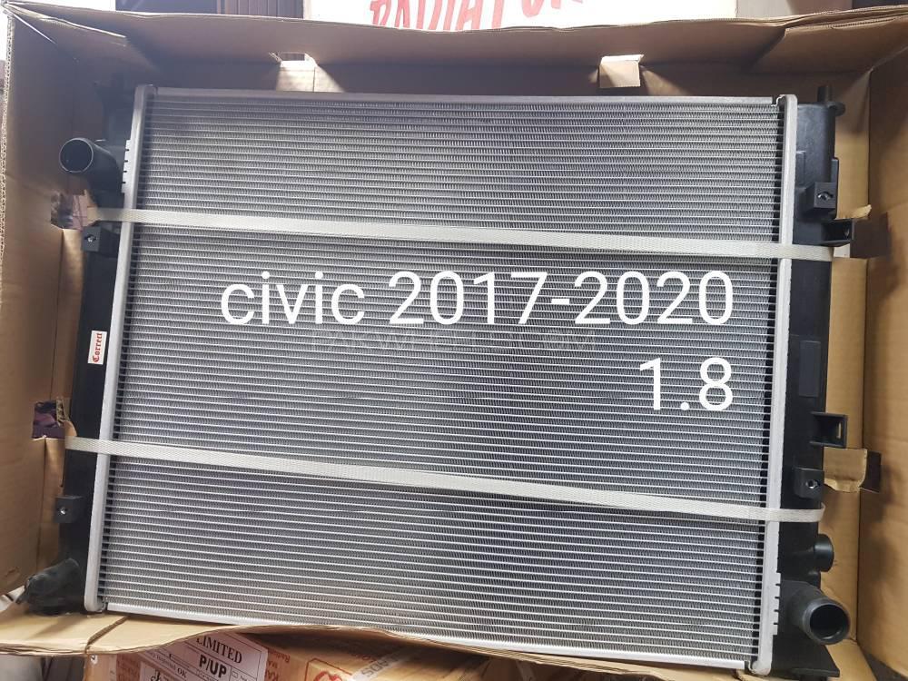 HONDA CIVIC (1.8) 2016-2020 Image-1