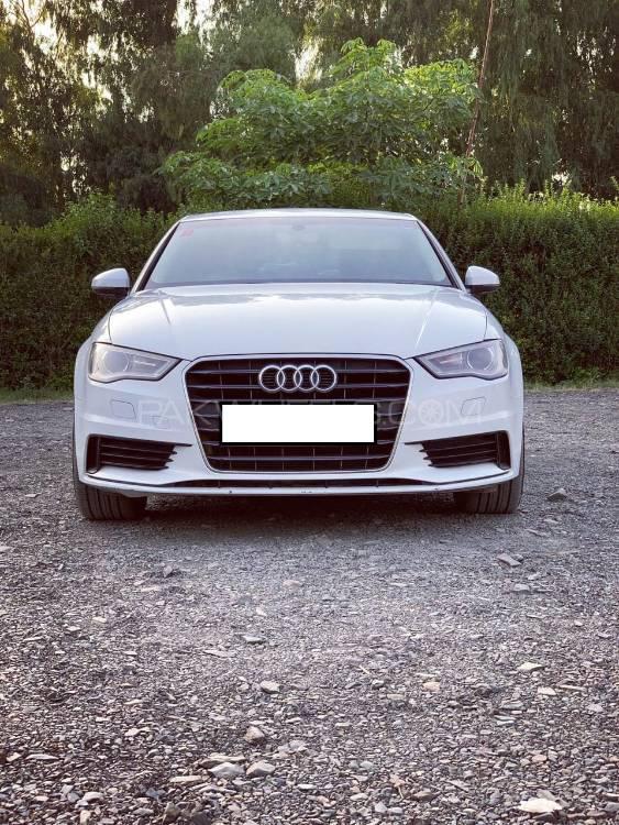 Audi A3 1.2 TFSI Standard 2016 Image-1