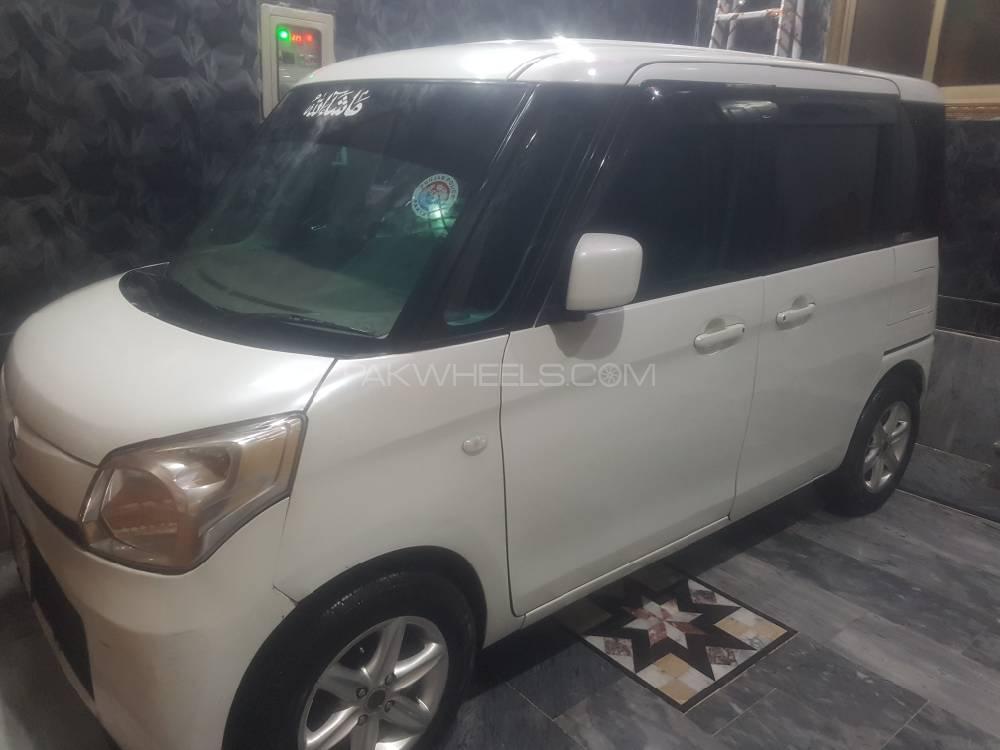 Suzuki Spacia 2017 Image-1
