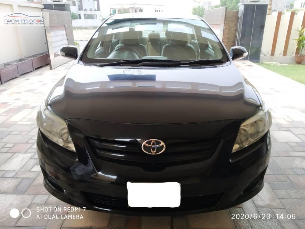 Toyota Corolla Altis SR 1.8 2008 Image-1