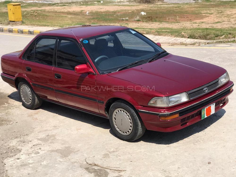 Toyota Corolla LX Limited 1.3 1992 Image-1