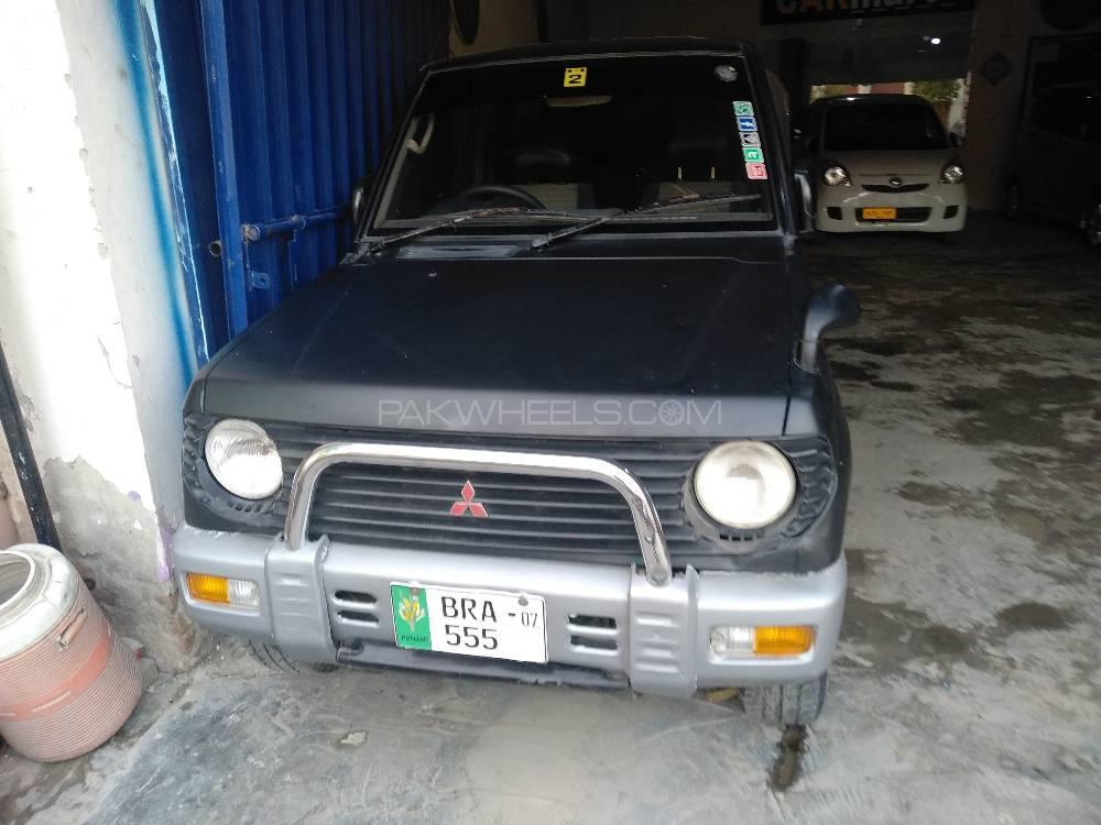 Mitsubishi Pajero Mini XR 2007 Image-1