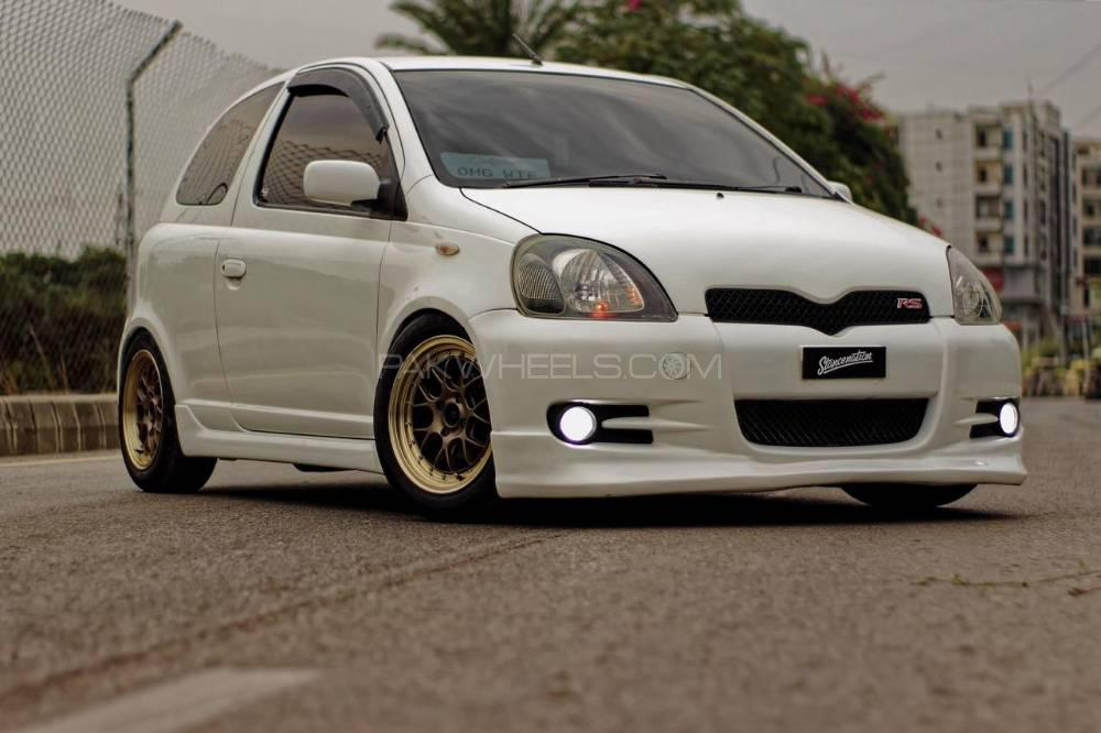 Toyota Vitz - 2000  Image-1