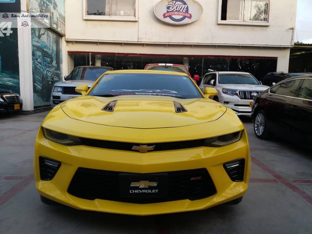 Chevrolet Camaro 2017 Image-1