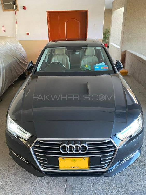 Audi A4 1.4 TFSI  2016 Image-1
