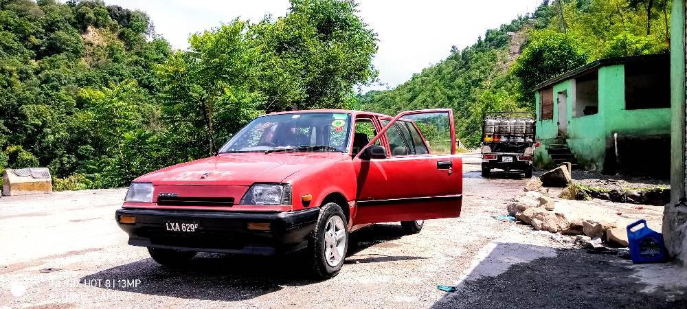 Suzuki Khyber Limited Edition 1996 Image-1