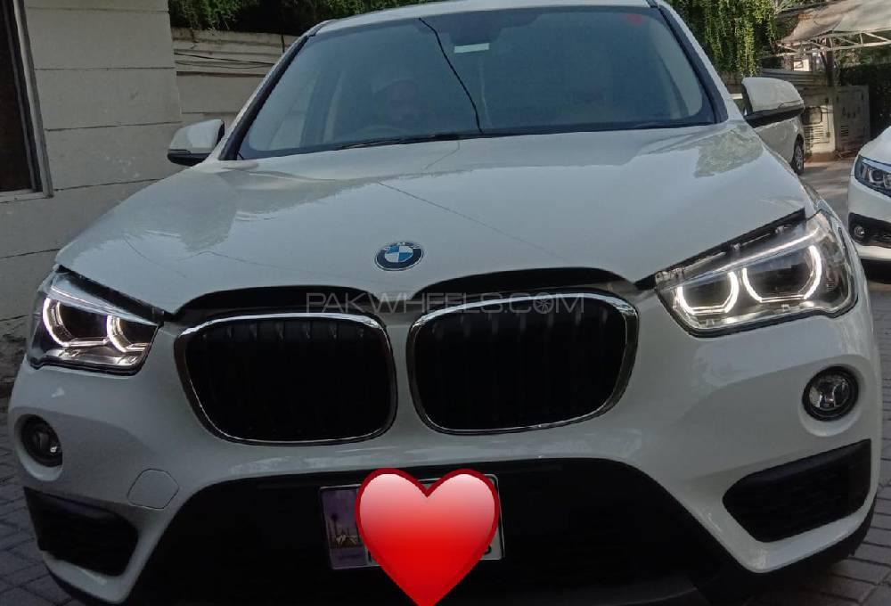 BMW X1 2017 Image-1
