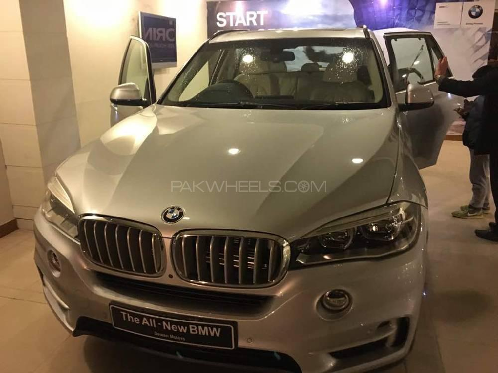 BMW X5 Series 2017 Image-1