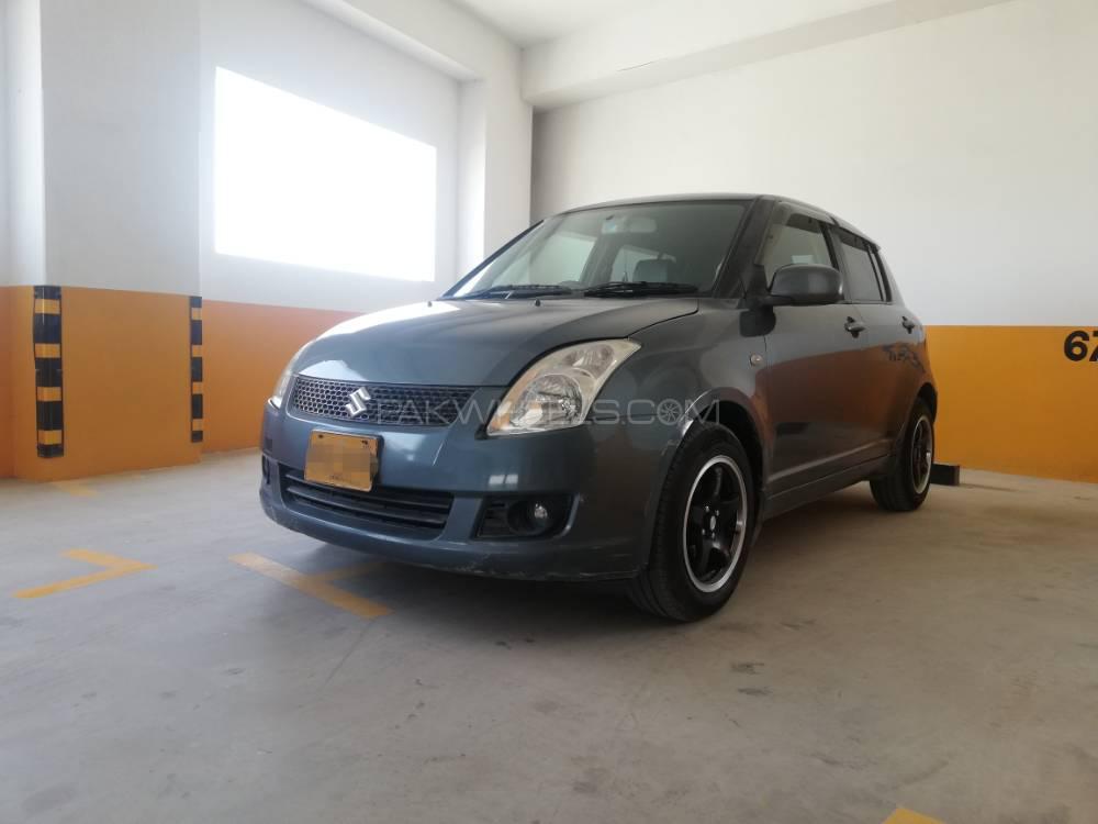 Suzuki Swift XG C Selection 1.2 2008 Image-1