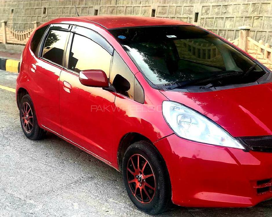 Honda Fit 13G Smart Edition 2013 Image-1