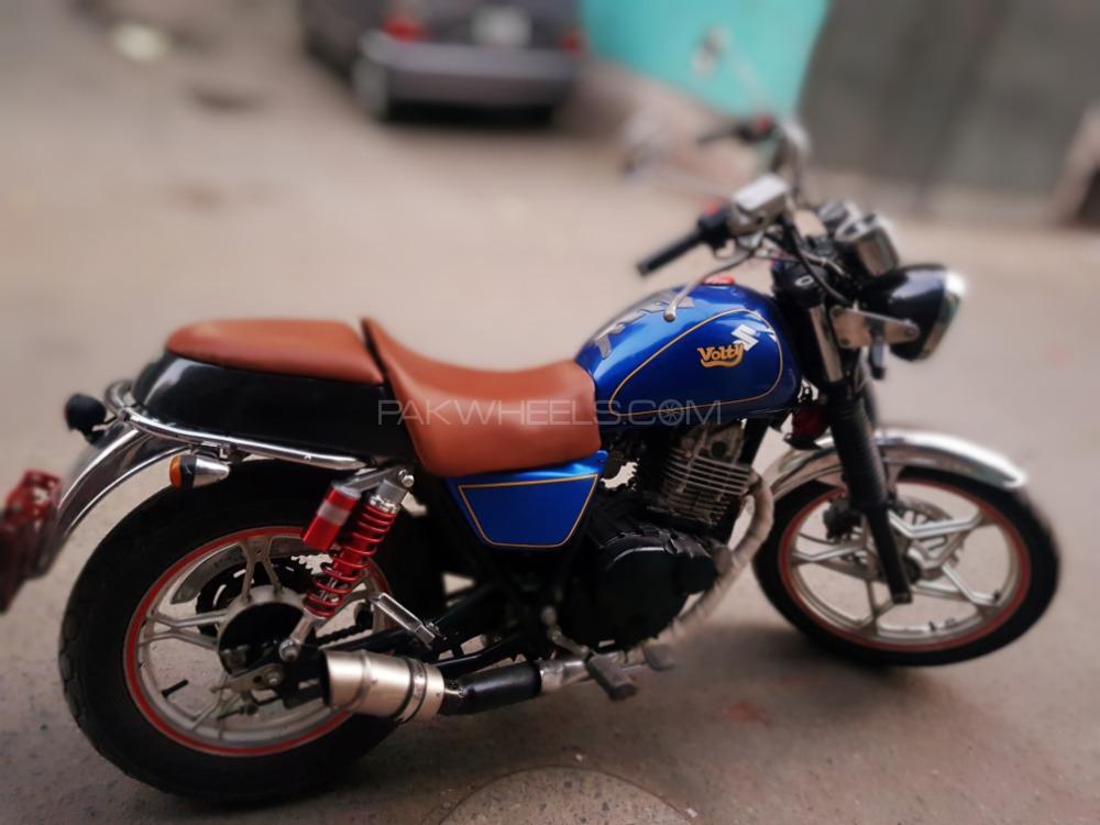 Suzuki TU250X - 1991  Image-1