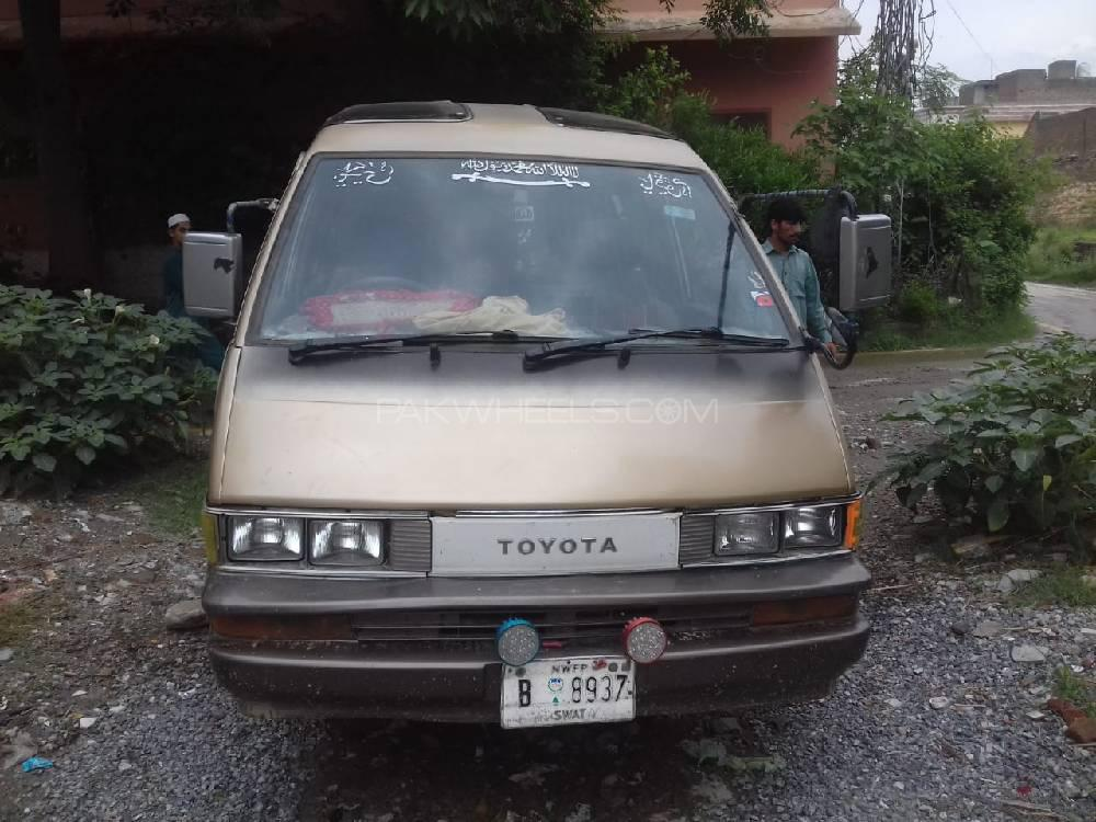 Toyota Town Ace 1988 Image-1