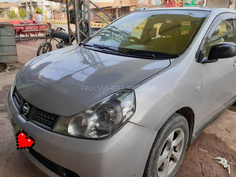 Nissan Wingroad 15M Authentic 2006 Image-1