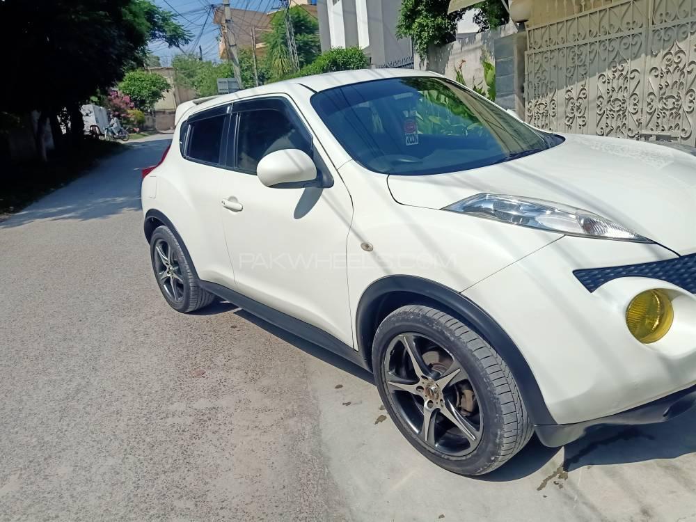 Nissan Juke 2014 Image-1