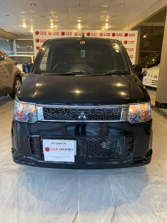 Mitsubishi Ek Sport 2010 Image-1