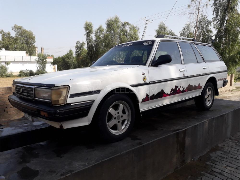 Toyota Cressida 1989 Image-1