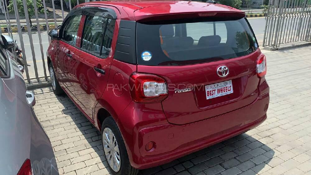 Toyota Passo 2018 Image-1