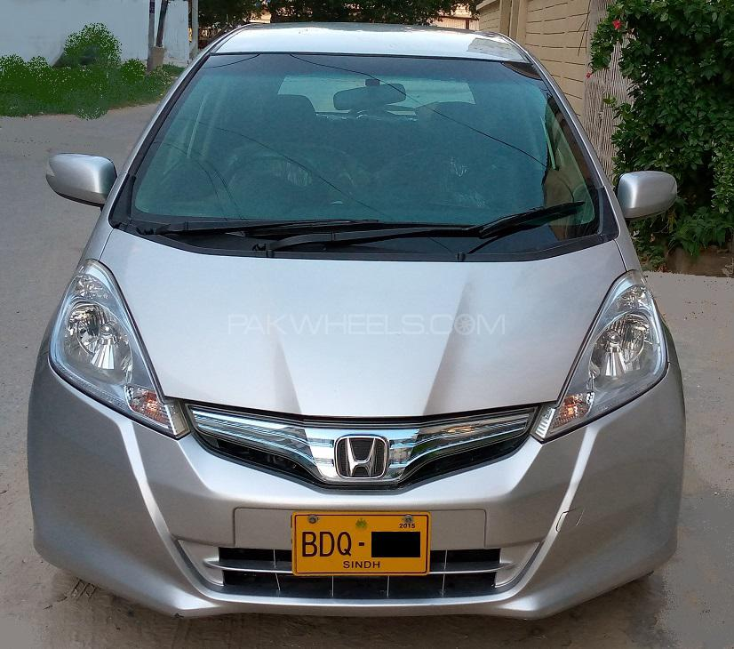 Honda Fit 13G Smart Style Edition 2012 Image-1