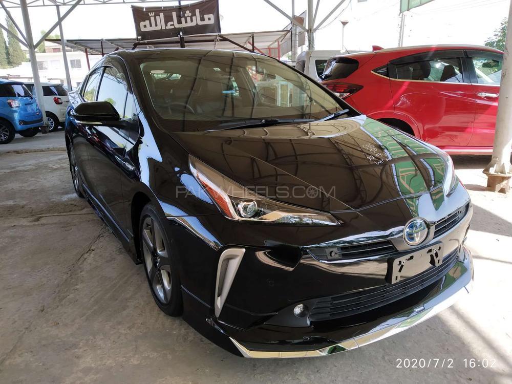 Toyota Prius A Premium Touring Selection 2019 Image-1