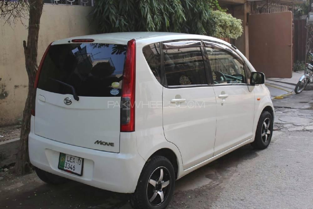 Daihatsu Move X 2007 Image-1
