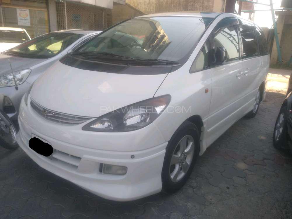 Toyota Estima G 2001 Image-1