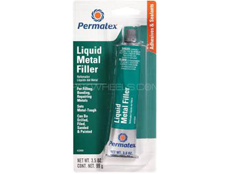 Permatex Liquid Metal Filler - 25909 Image-1