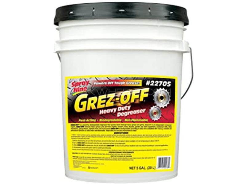Spray Nine Grez-Off Heavy Duty Degreaser - 22705 Image-1