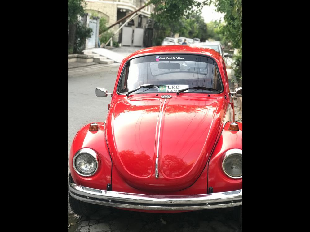 Volkswagen Beetle 1600 1973 Image-1
