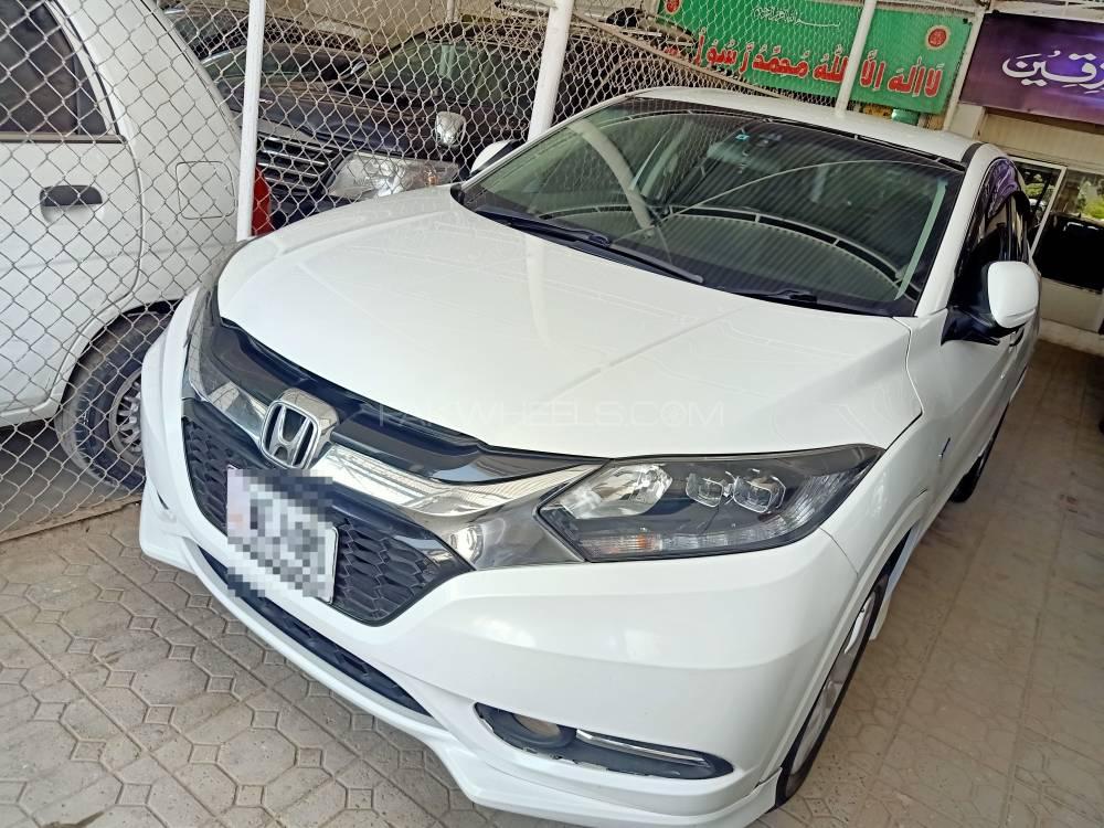 Honda Vezel Hybrid X L Package 2015 Image-1